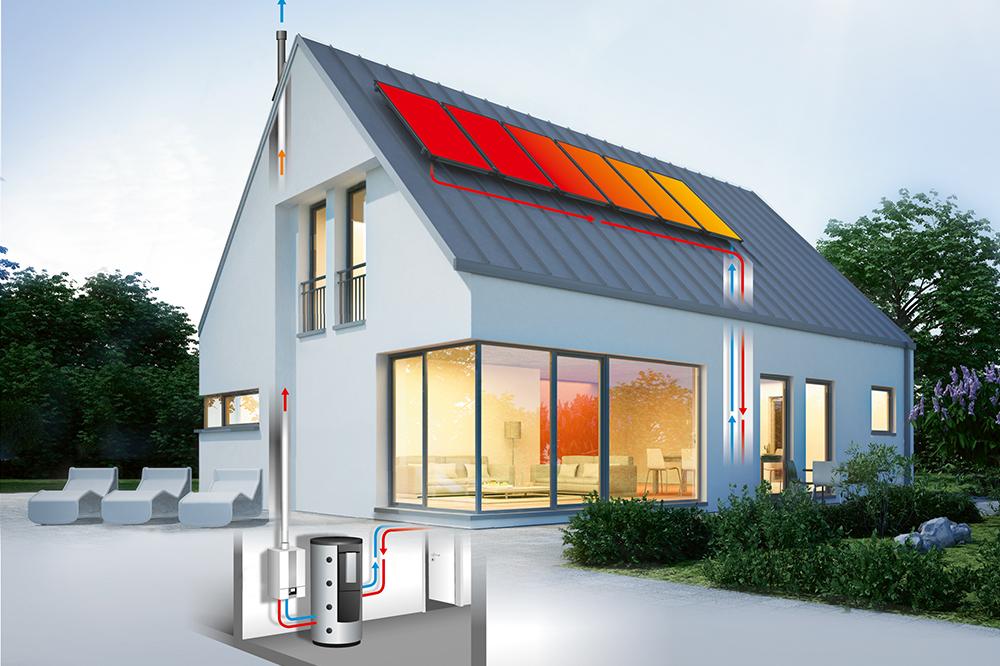Regenrative Energien mit Bad & Heizung Boschanski GmbH
