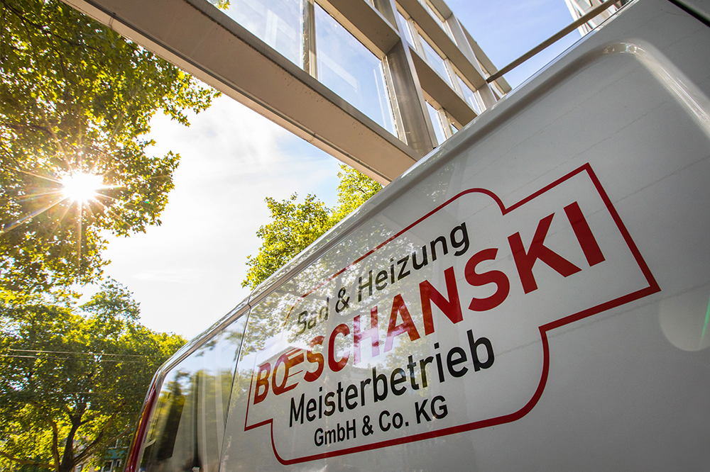 Fahrzeug von Bad & Heizung Boschanski GmbH