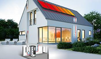 Regenerative Energien mit der Bad & Heizung Boschanski GmbH
